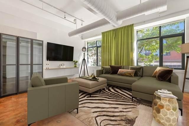 1180-1200 Washington Street #209, Boston, MA 02118 (MLS #72856233) :: Maloney Properties Real Estate Brokerage