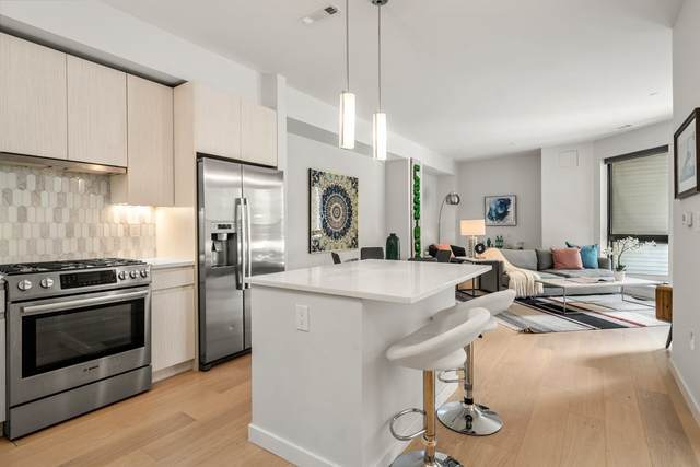 45 West Third Street #202, Boston, MA 02127 (MLS #72856291) :: Dot Collection at Access