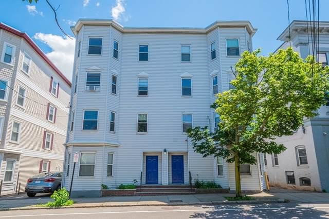 15 Aspinwall Ave #3, Brookline, MA 02446 (MLS #72856386) :: Trust Realty One