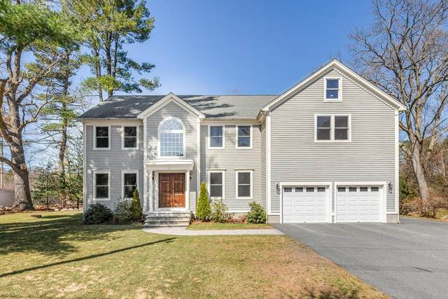 2 Holton Rd, Lexington, MA 02421 (MLS #72856581) :: EXIT Cape Realty