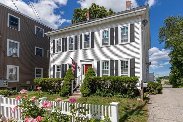 302 Merrimac St #302, Newburyport, MA 01950 (MLS #72856641) :: Westcott Properties