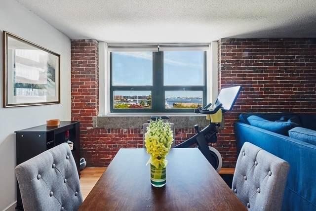 42 8Th St #4314, Boston, MA 02129 (MLS #72857013) :: Westcott Properties