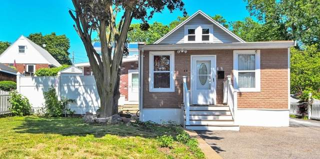 48 Ruskindale Road, Boston, MA 02136 (MLS #72857280) :: EXIT Realty