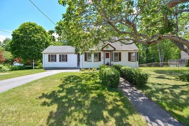72 Arlington, Franklin, MA 02038 (MLS #72857319) :: Westcott Properties