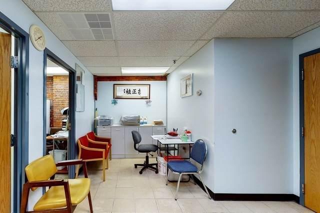 200 Lincoln St #302, Boston, MA 02111 (MLS #72857547) :: Maloney Properties Real Estate Brokerage