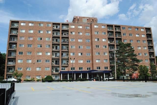 230 Willard Street #610, Quincy, MA 02169 (MLS #72857610) :: Team Tringali