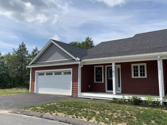 5 Turtle Lane #5, Sterling, MA 01564 (MLS #72857744) :: The Duffy Home Selling Team