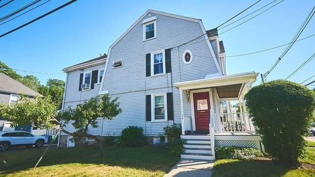 34 Charles #34, Newton, MA 02466 (MLS #72857982) :: Maloney Properties Real Estate Brokerage