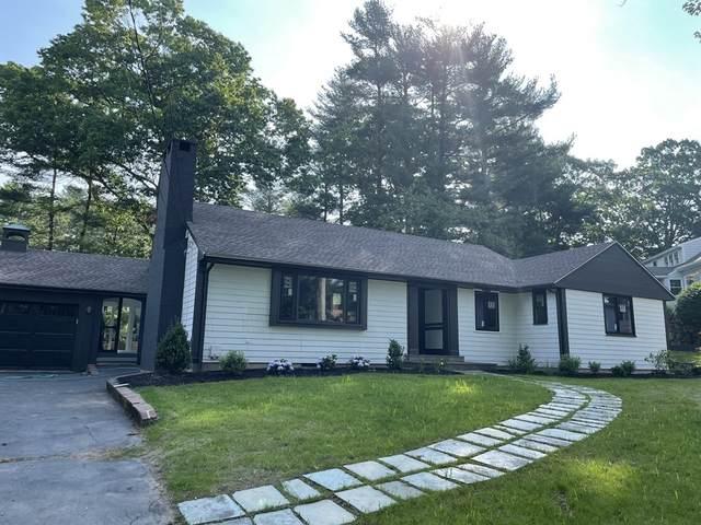 22 Howland, Hingham, MA 02043 (MLS #72858050) :: Kinlin Grover Real Estate