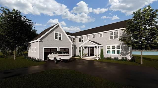 235 Otis St, Hingham, MA 02043 (MLS #72858123) :: Kinlin Grover Real Estate