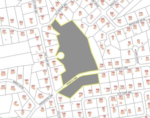0 Henrys Ln, Hanover, MA 02339 (MLS #72858234) :: Kinlin Grover Real Estate
