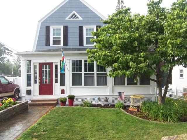 160 Hayward Street, Braintree, MA 02184 (MLS #72858420) :: EXIT Cape Realty
