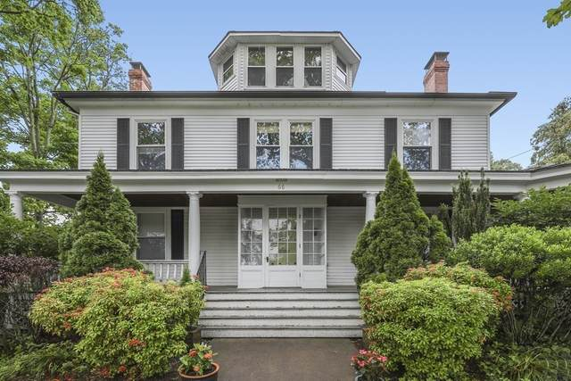 66 Allerton St, Plymouth, MA 02360 (MLS #72858718) :: EXIT Cape Realty