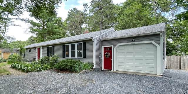 16 Thistle Dr, Barnstable, MA 02632 (MLS #72859158) :: The Seyboth Team
