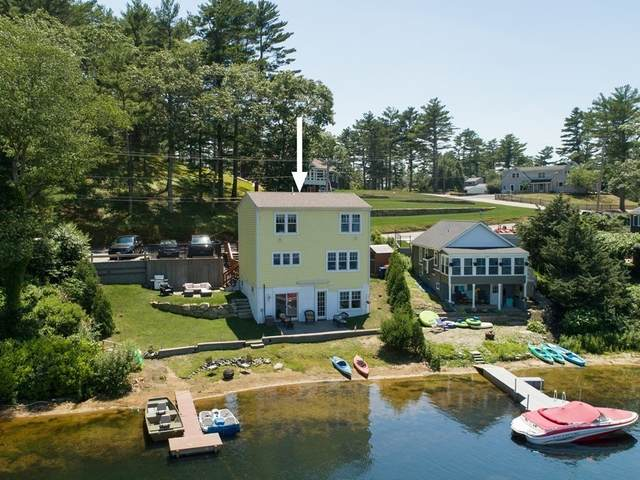 122 Black Cat Rd, Plymouth, MA 02360 (MLS #72859380) :: EXIT Cape Realty