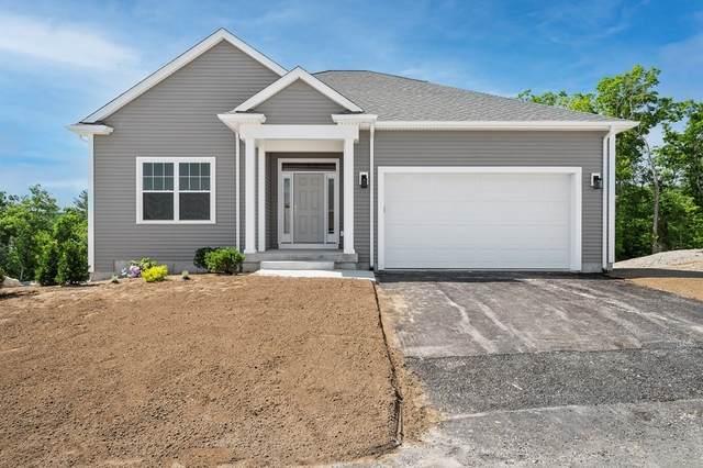 165 Stone Hill Drive #57, Northbridge, MA 01588 (MLS #72859526) :: EXIT Realty