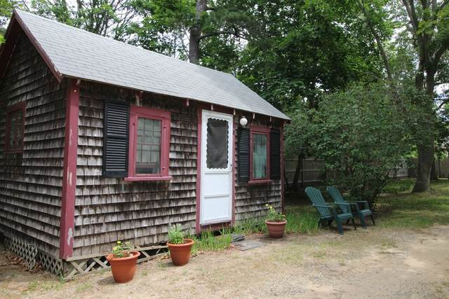 226 Route 6 #8, Truro, MA 02666 (MLS #72859539) :: Charlesgate Realty Group