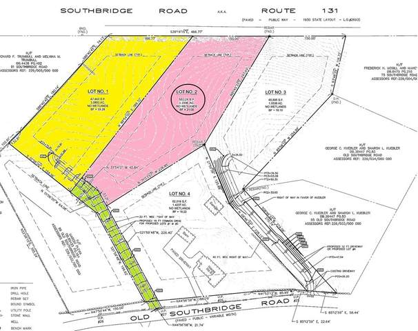 Lot-2 Old Southbridge Rd, Dudley, MA 01571 (MLS #72859576) :: RE/MAX Vantage