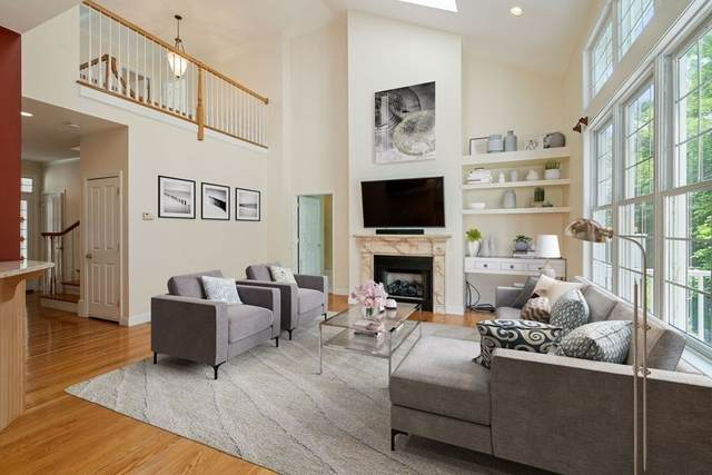 14 Rose Court Way #14, Walpole, MA 02032 (MLS #72859705) :: Home And Key Real Estate