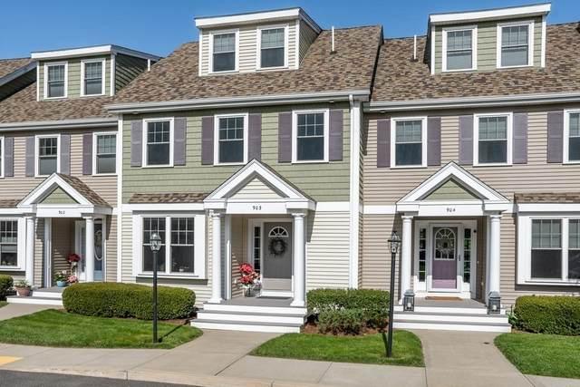 1601 Bay Street #903, Taunton, MA 02780 (MLS #72859998) :: Home And Key Real Estate