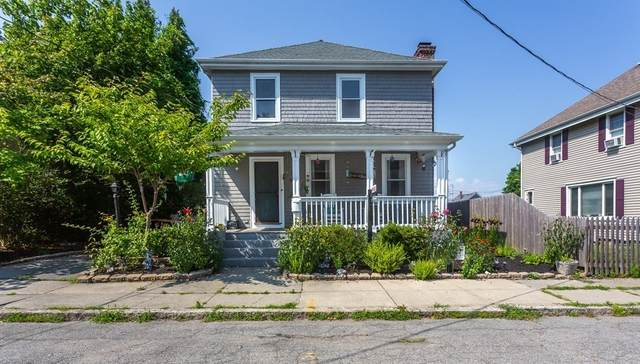 46 Hanson St, Fall River, MA 02720 (MLS #72860120) :: Home And Key Real Estate