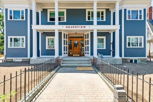 82 Munroe St #5, Somerville, MA 02143 (MLS #72860147) :: Maloney Properties Real Estate Brokerage