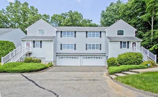 9 Shadow Brook Est #9, South Hadley, MA 01075 (MLS #72860334) :: Welchman Real Estate Group