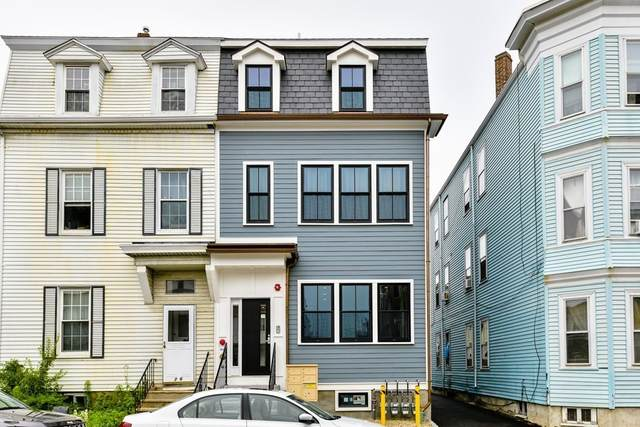 708 East 6Th St #1, Boston, MA 02127 (MLS #72860378) :: EXIT Cape Realty