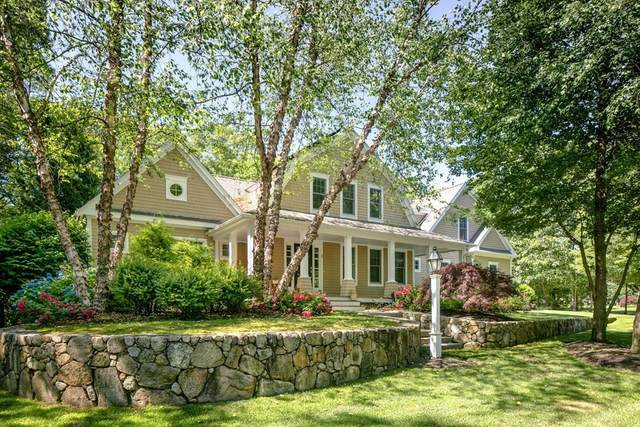 1 Bayberry Dr, Dartmouth, MA 02748 (MLS #72860381) :: The Seyboth Team