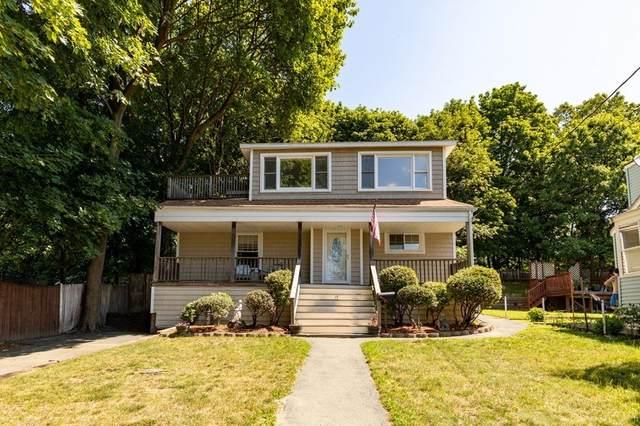 17 Bay State Blvd, Peabody, MA 01960 (MLS #72860547) :: Maloney Properties Real Estate Brokerage