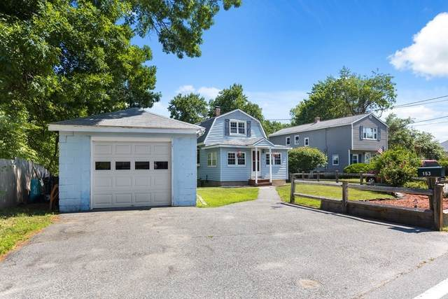 153 Grove Ave, Wilmington, MA 01887 (MLS #72860548) :: Home And Key Real Estate