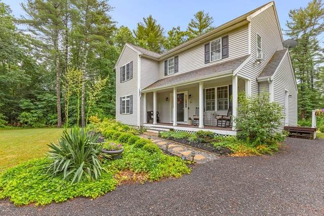 26 Clark Road, Lakeville, MA 02347 (MLS #72860635) :: Home And Key Real Estate