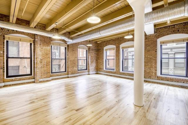109-119 Beach St 2A, Boston, MA 02111 (MLS #72860636) :: Maloney Properties Real Estate Brokerage