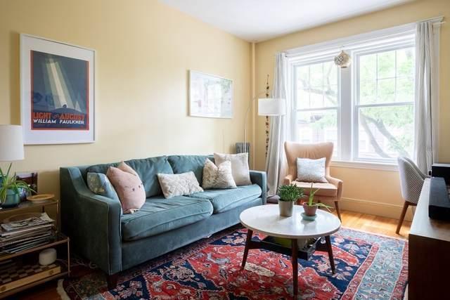 19 Shepard Street #22, Cambridge, MA 02138 (MLS #72860929) :: Home And Key Real Estate
