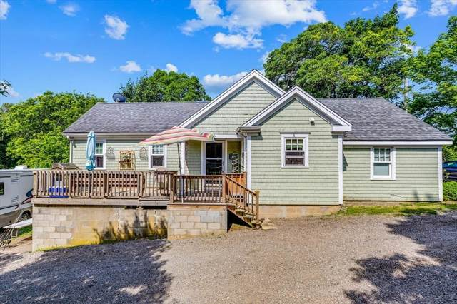1087 Falmouth Rd, Barnstable, MA 02632 (MLS #72861116) :: Trust Realty One