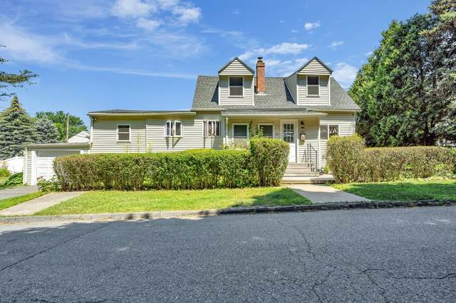 21 Greenfield St, Worcester, MA 01604 (MLS #72861132) :: Charlesgate Realty Group