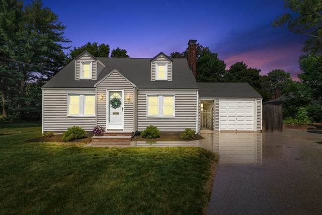 46 Hillview Road, Westwood, MA 02090 (MLS #72861306) :: Charlesgate Realty Group