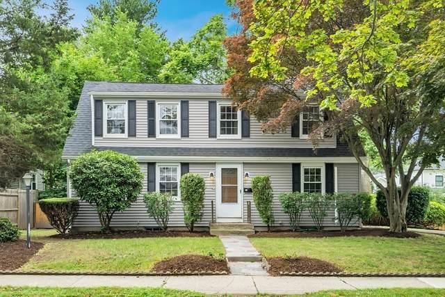 67 Underwood Ave, Newton, MA 02465 (MLS #72861382) :: Charlesgate Realty Group