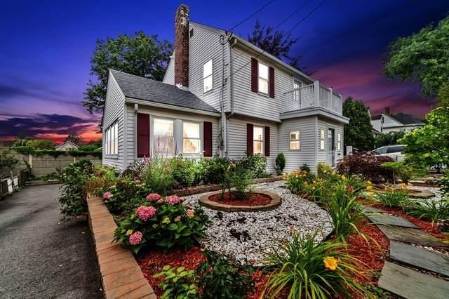 269 Granite Ave, Milton, MA 02186 (MLS #72861572) :: Spectrum Real Estate Consultants
