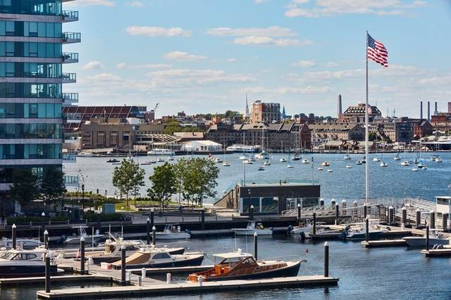 300 Pier 4 Blvd 5I, Boston, MA 02210 (MLS #72861668) :: Zack Harwood Real Estate | Berkshire Hathaway HomeServices Warren Residential