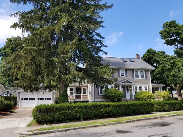 57 Woodward Ave, Quincy, MA 02169 (MLS #72861725) :: Dot Collection at Access
