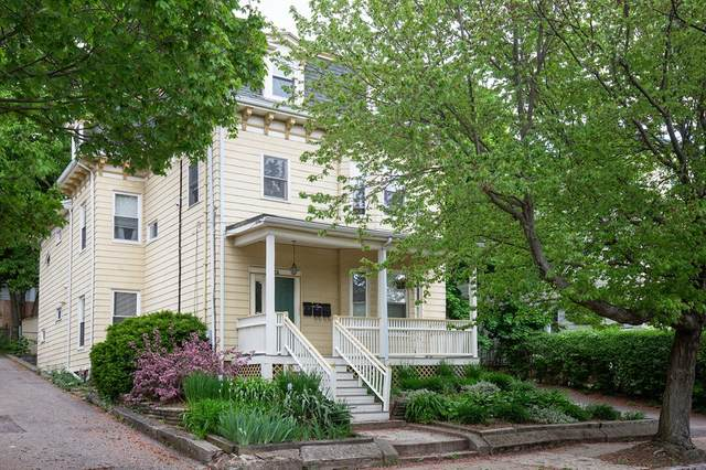23 Appleton Street #3, Somerville, MA 02144 (MLS #72861728) :: The Gillach Group