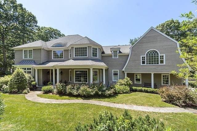 11 Stratford Way, Lincoln, MA 01773 (MLS #72861752) :: Welchman Real Estate Group