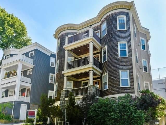 71 Parkton Rd #3, Boston, MA 02130 (MLS #72861931) :: The Gillach Group