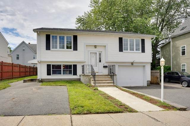 66 Irving Street, Winchester, MA 01890 (MLS #72861996) :: Westcott Properties