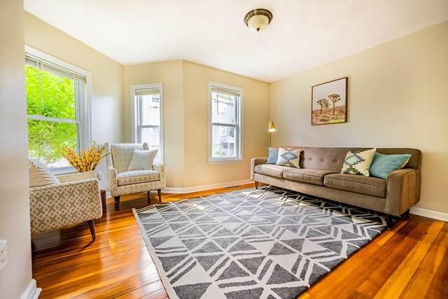 22 Wilton St #1, Somerville, MA 02145 (MLS #72862070) :: Maloney Properties Real Estate Brokerage