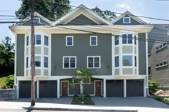 128 Newton St #128, Boston, MA 02135 (MLS #72862088) :: Conway Cityside
