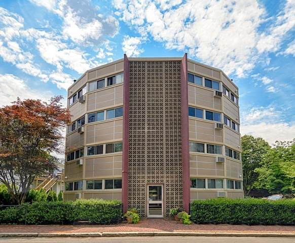 348 Franklin St 3A, Cambridge, MA 02139 (MLS #72862108) :: Trust Realty One