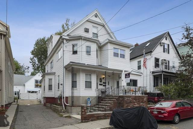 9 Gorham St, Somerville, MA 02144 (MLS #72862168) :: The Gillach Group