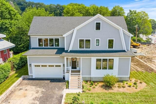 5 Cefalo Road, Boston, MA 02132 (MLS #72862244) :: Zack Harwood Real Estate | Berkshire Hathaway HomeServices Warren Residential